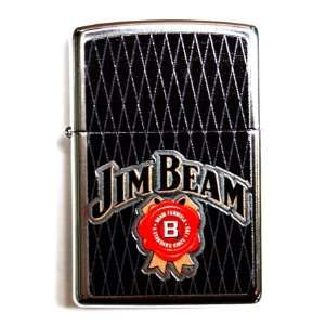 Jim Beam Limited Edition Zippo Lighter: Health