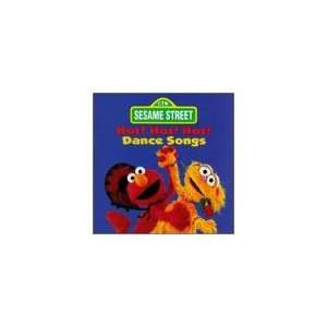 Hot Hot Hot Dance Songs Sesame Street Music
