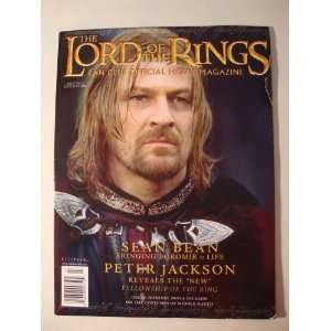 Lord of the Rings Fan Club Official Magazine Issue No. 3