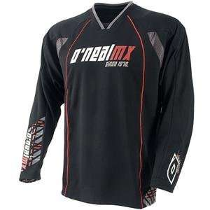 ONeal Racing Apocalypse Jersey   2009   X Large/Black/Red