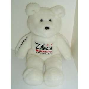 7 Time Winston Cup Champion Dale Earnhardt bear 14 2001