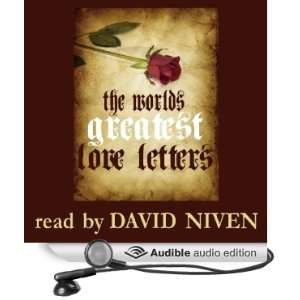 The Worlds Greatest Love Letters (Audible Audio Edition