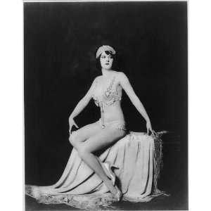 Katherine Burke,Ziegfeld Girl,bikini costume Home