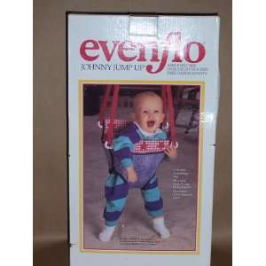 Evenflo Johnny Jump up Baby Exerciser Baby