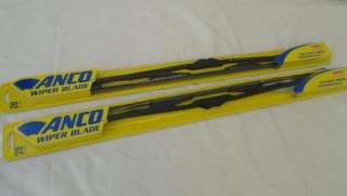 Anco 28in Premium Wiper Blades Kwik Connect System Tm 31 28