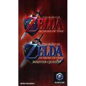 Legend of Zelda Ocarina of Time Master Quest Nintendo Game