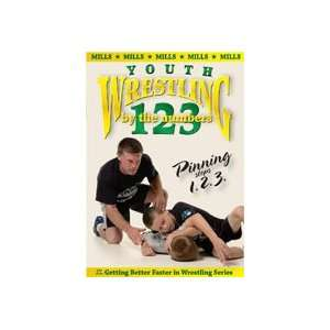 Youth Wrestling: Pinning Steps 1, 2, 3:  Sports & Outdoors