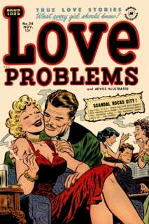 LOVE and ROMANCE GOLDEN AGE COMICS 260+ ISSUES 2 DVDs