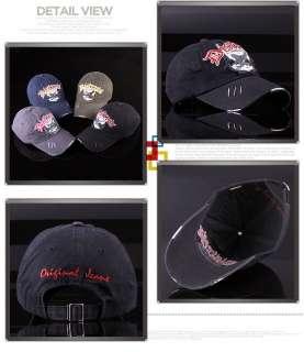 Vintage Cap Men Women Trucker Black Navy Hat Visor /ZUA HA