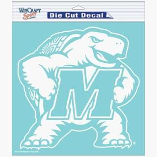 NCAA Maryland Terrapins 8 X 8 Die Cut Decal Sports