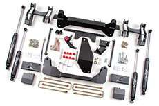Zone 6 Suspension Lift Kit 88   98 Chevy / GMC 4WD