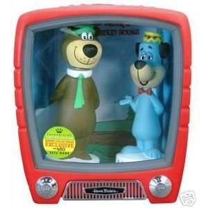 Funkovision Huckleberry Hound and Yogi Bear Bobblehead Toys & Games