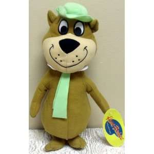 Jellystone Park Cartoon Icon 9 Plush Yogi Bear Doll Toys & Games
