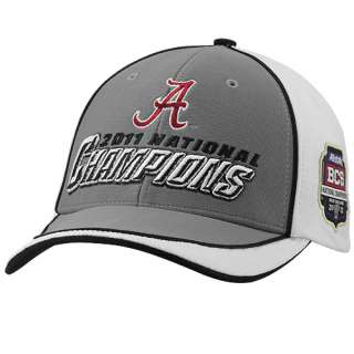 47 Brand Alabama Crimson Tide Gray 2011 BCS National Champions Flex