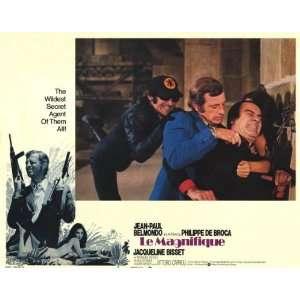 Magnifique, Le   Movie Poster   11 x 17