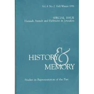 Arendt and Eichmann in Jerusalem] Gulie Neeman [editor] Arad Books