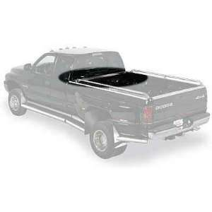 Putco 51532 Dodge Ram Black Powdercoat Stainless Steel Front Bed Cap