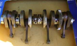 KAWASAKI Z1 Z900 KZ900 CRANK SHAFT CON RODS