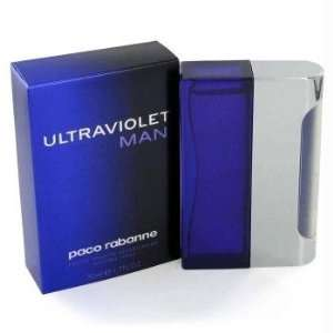 Paco Rabanne ULTRAVIOLET by Paco Rabanne Gift Set    3.4 oz Eau De Toi