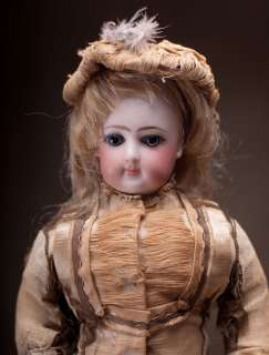 12 (30 cm) Antique all original French Fashion Doll by Gaultier