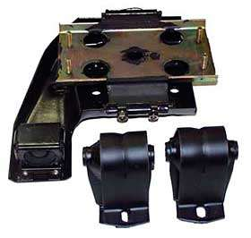1987 1995 Jeep Wrangler Crown Motor Mount Kit