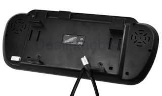 TFT LCD Car Mirror Monitor Reverse Rearview Camera