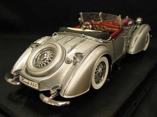 1939 Horch 855 Roadster Diecast 118 Car Model by Sun Star