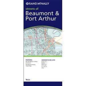 com Beaumont/Port Arthur (9780528867378) Rand McNally, Navteq Books