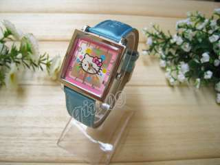 New HelloKitty Lovely Ladies Quartz Watch Wristwatch sq