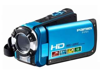 Water proof 1920X1080P HD Digital Video Camcorder camera DV Bule