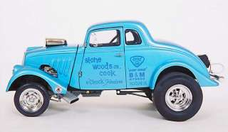 Precision Miniatures 118 1933 Willys Gasser Stone Woods & Cook