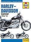 Haynes Harley Davidson Sportster 70 to 10 Service and Repair Manual