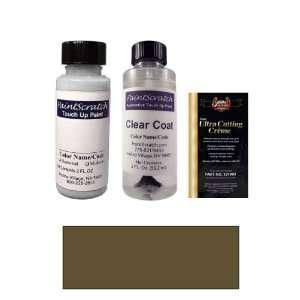 Oz. Milan Brown Metallic Paint Bottle Kit for 1977 Mercedes Benz All