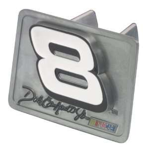 NASCAR Pewter Trailer Hitch Cover by Half Time Ent.