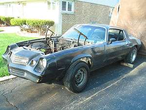 1980 1979 chevy z28 camaro parting out PONTIAC TRANS AM FIREBIRD 1977