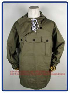 WW2 German Gebirgsjägers 1st Type None Reversible Mountain Anorak S