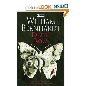 Death row (9780709082910) William BERNHARDT Books
