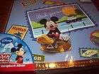 DISNEY MICKEY MOUSE & FRIENDS VACATION TRAVEL 8X8 SCRAP