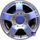 Refinished Audi A6 Quattro 2001 2002 17 inch Wheel, R
