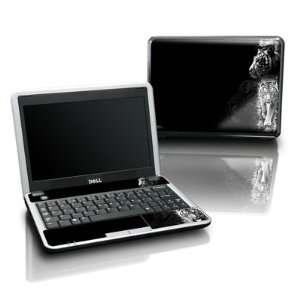 Tiger Design Protective Skin Decal Sticker for DELL Mini 12 Laptop