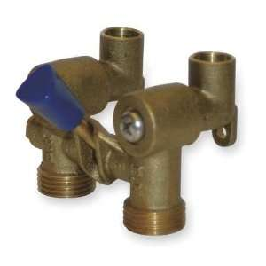 washing machine cut valve