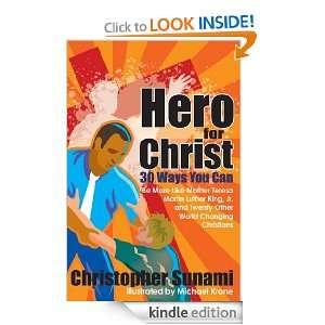 World Changing Chrisians Chrisopher Sunami, Michael Krone