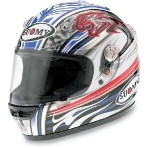 Suomy Vandal Biaggi Replica Helmet KTVLMBXXL Sports