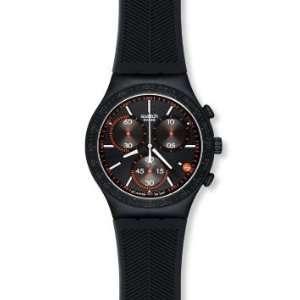 Swatch Irony Chrono Burning Eye Black Dial Unisex watch