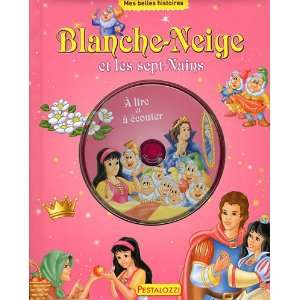Blanche Neige (9783867757423): Collectif: Books