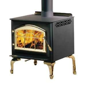 Napolean Fireplaces 1100PL Wood Burning Stove Home & Kitchen
