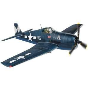 : Revell Monogram 1/48 F6F 5 Hellcat Plastic Model Kit: Toys & Games
