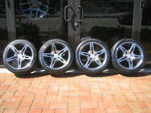 NEW MERCEDES BENZ AMG SPORT WHEELS TIRES RIMS PACKAGE
