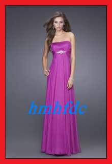 Sweetheart 4 Style Wedding Bridesmaid Evening Prom Party Cocktail Gown