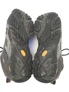 Mens Merrell Moab Gore Tex XCR/Beluga Walking Hiking Shoe 14 EUC